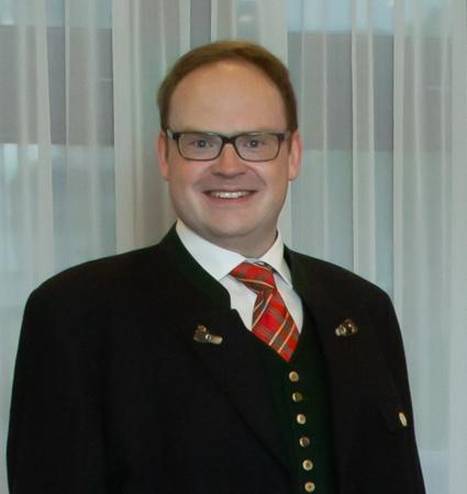 Andreas Friedrich</br></br>1. Bürgermeister in</br> Prien am Chiemsee </br></br> 10.781 Einwohner