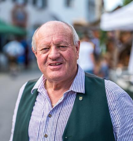 Christian Glas</br></br>1. Bürgermeister in Eggstätt </br></br> 2.959 Einwohner