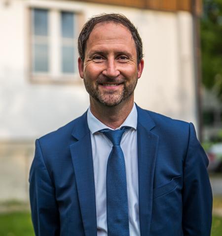 Christoph Vodermaier</br></br>1. Bürgermeister in Riedering </br></br> 5.583 Einwohner