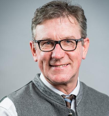 Georg Huber</br></br>1. Bürgermeister in Samerberg </br></br> 2.803 Einwohner