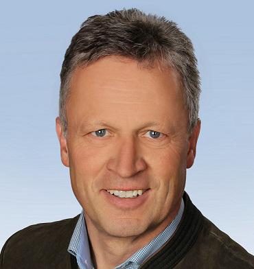 Rudolf Leitmannstetter</br></br>1. Bürgermeister in Vogtareuth </br></br>3.190 Einwohner